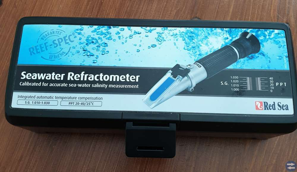 Red Sea Refraktometer