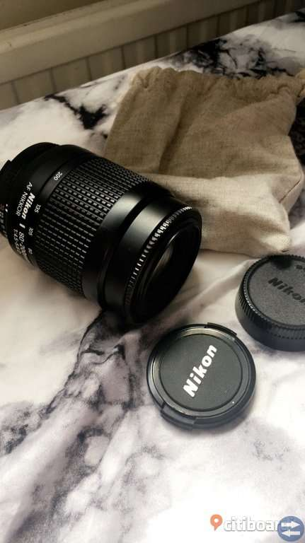 Helt ny Nikkor AF för Nikon