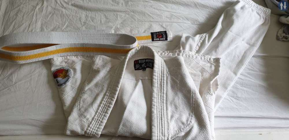 Jujutsu kläder barn
