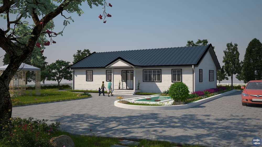 När du vill bygga nytt hus