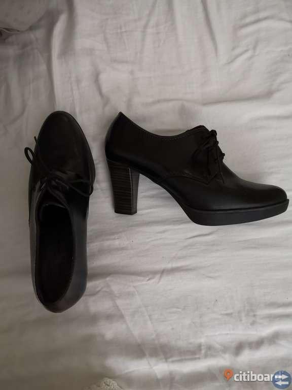 svarta högklackade skor citiboard.se