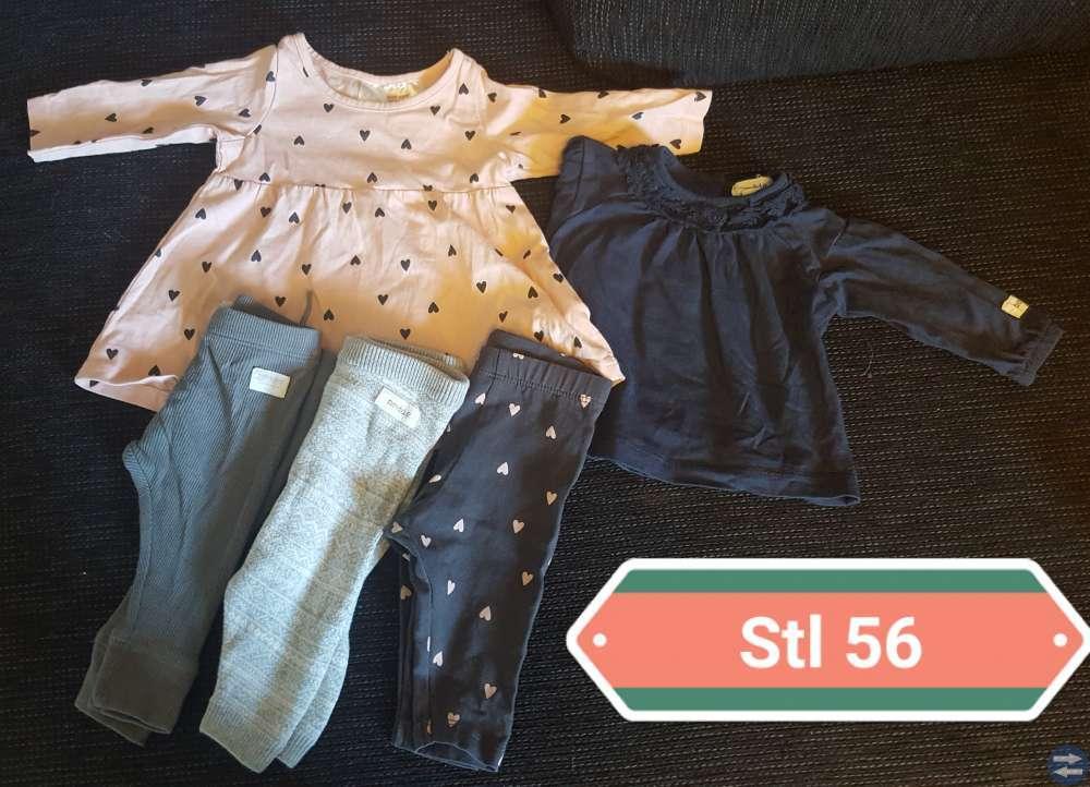 Barnkläder stl 56