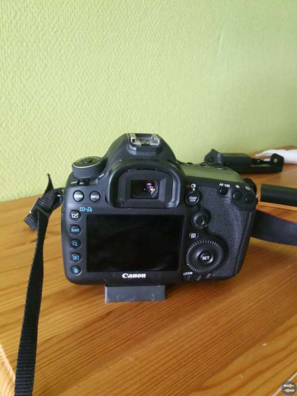 Kamera Canon 5OS 5D Mark 3