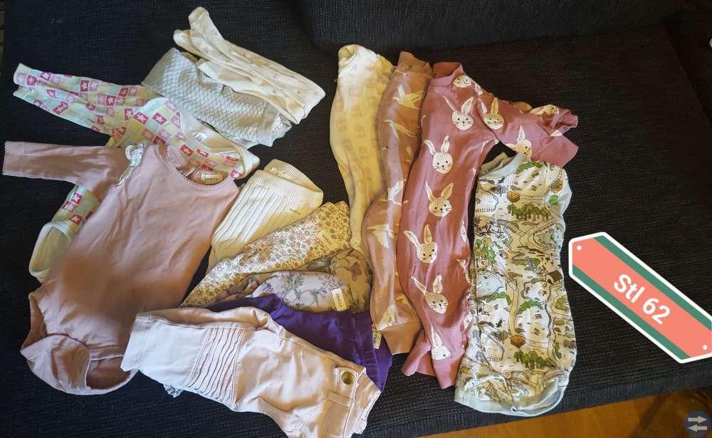 Barnkläder stl 62
