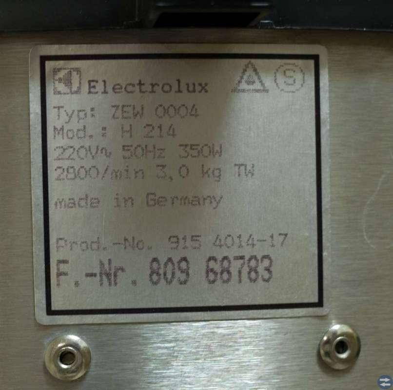 Electrolux centrifug