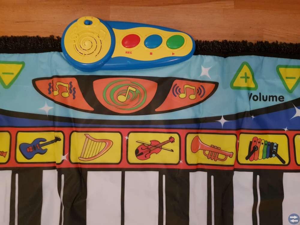 Pianomatta 175 x 70 cm