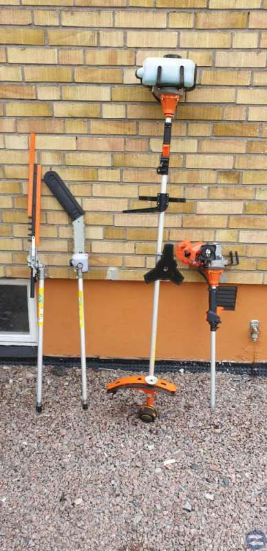 Multiverktyg 4-i-1 häck