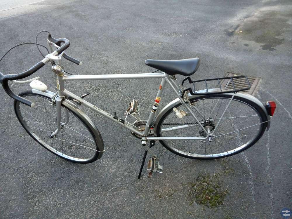 Herr cykel sport 10 växlar Rex lyx