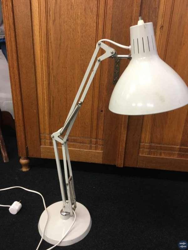Retro lampa