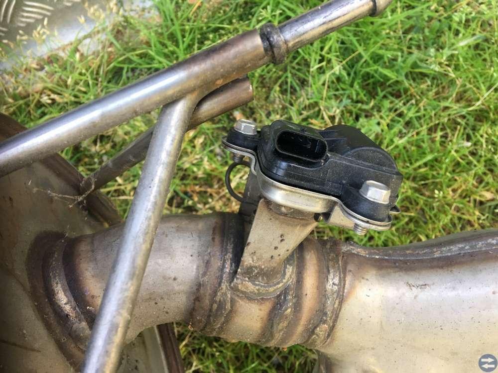 Avgassystem BMW M2