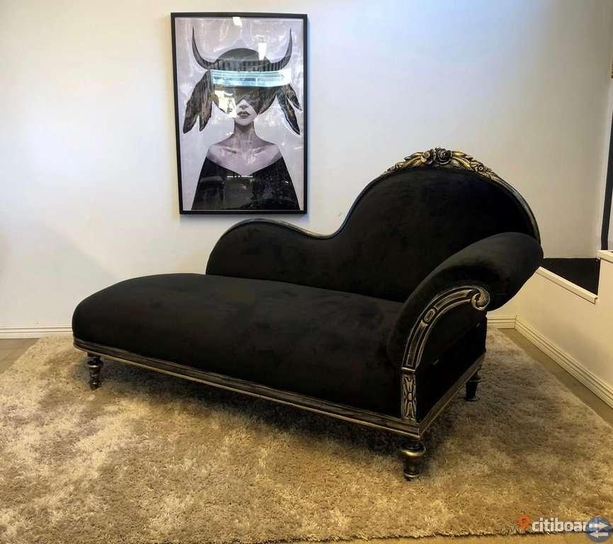 Unika Möbler - Rokoko soffa