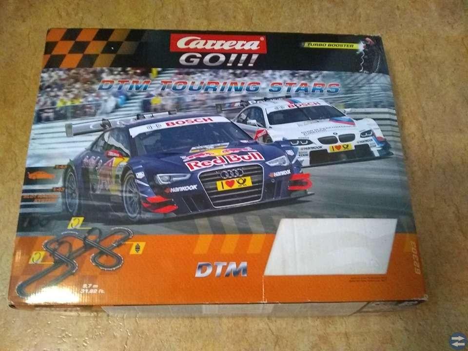 Bilbana: Carrera Go !!!, DTM Touring Stars