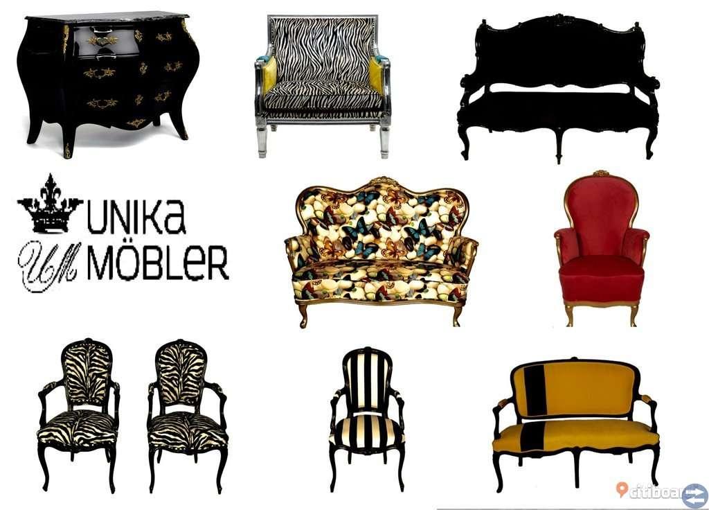 Unika Möbler - Matbord