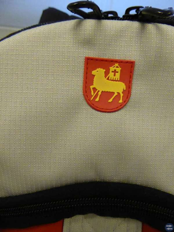 Ryggsäck/ skolväska