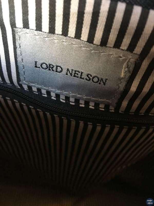 Weekendbag Lord Nelson