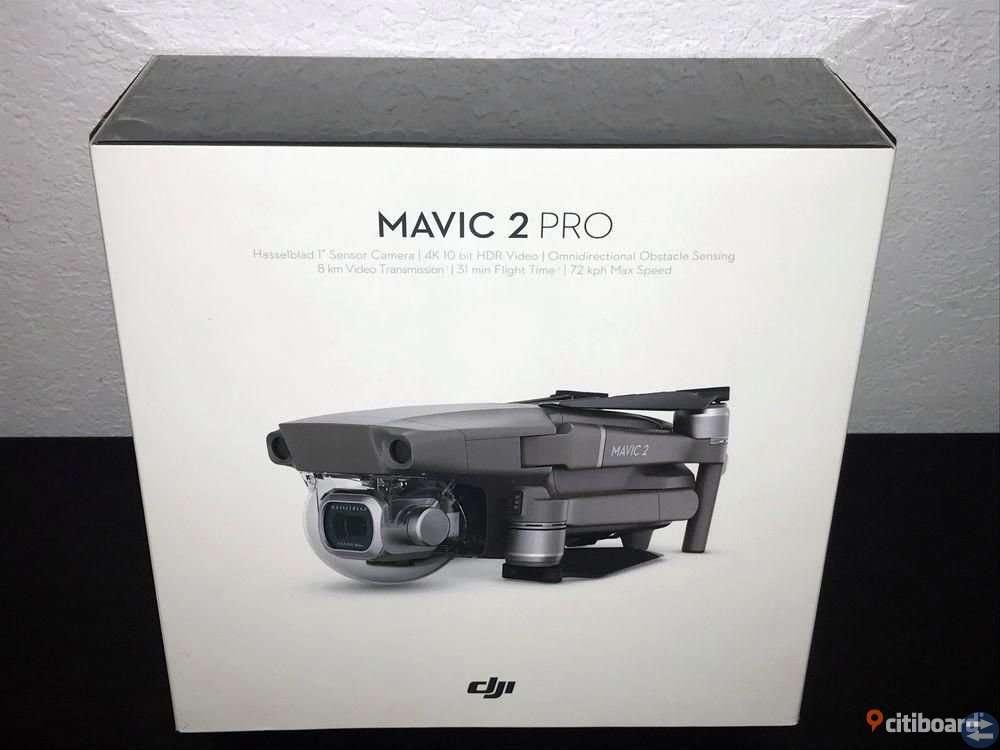 Ny DJI Mavic 2 Pro 20MP