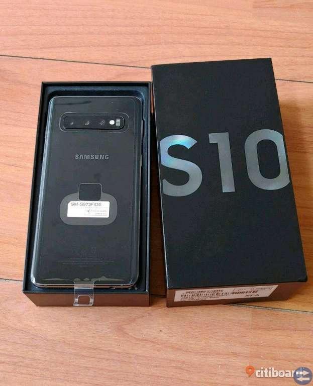 Nya Samsung Galaxy S10 - S9 32 GB olåst