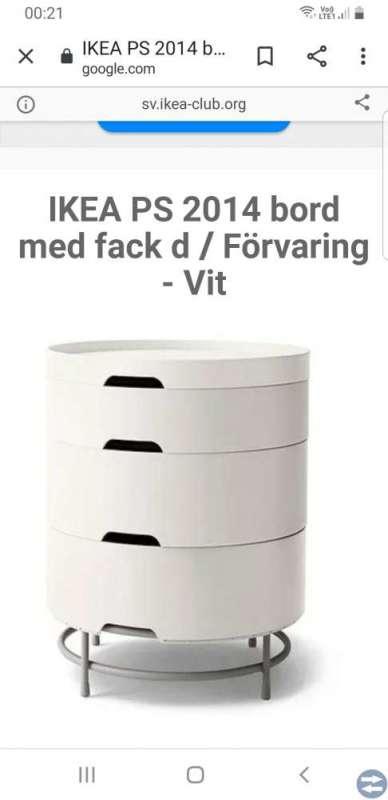 IKEA sidobord