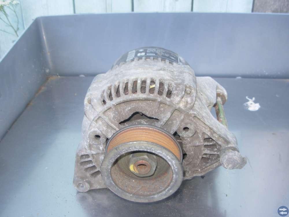 Generator & start motor