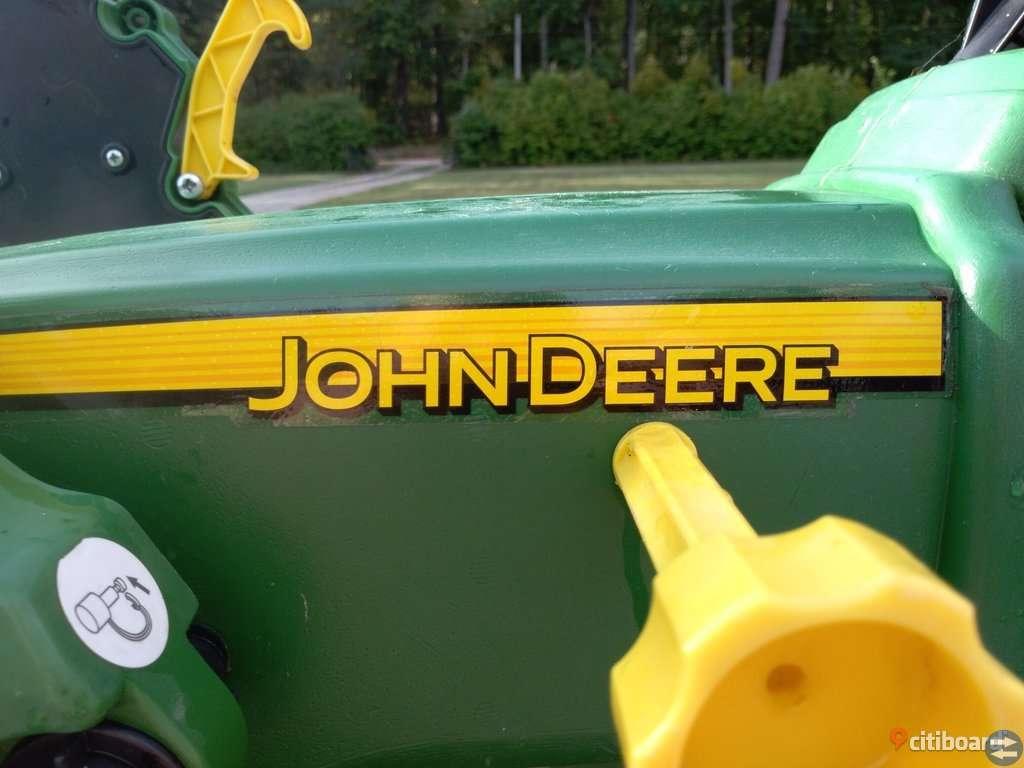John Deere traktor för barn