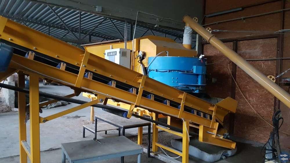 Mobil betongstation SUMAB MINI 5-9m3/timme