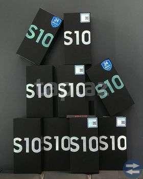 Samsung S10 €335 EUR, Note 10 €450 EUR, Apple iPho
