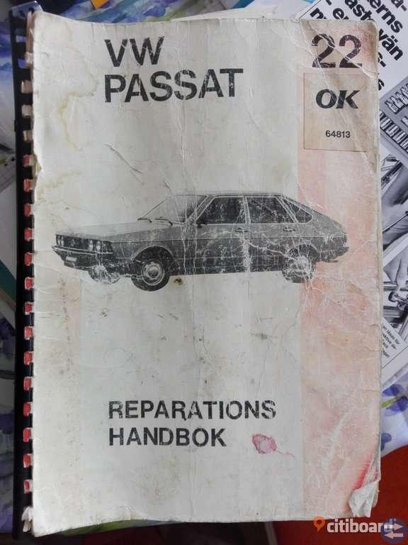 Rephandbok Passat 1973 - 1980