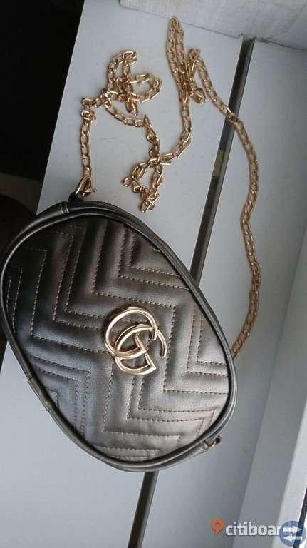 Trendig fashion handbag
