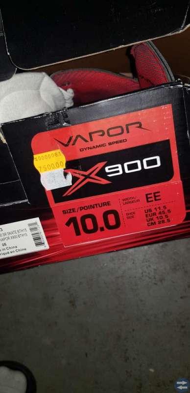 Bauer VAPOR X900 skridskor