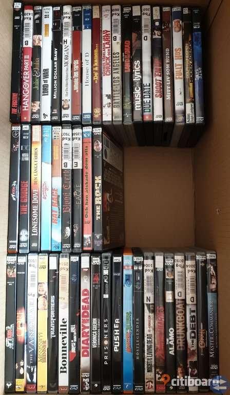 DVD / BLUERAY