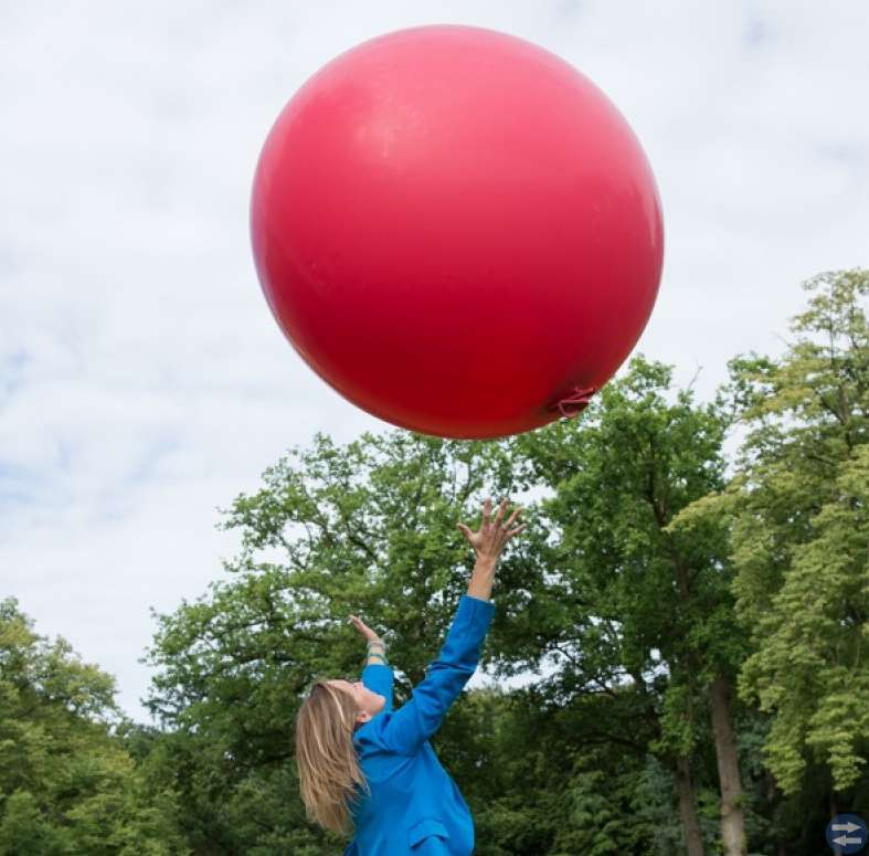 Ballonger (100 cm i diameter)