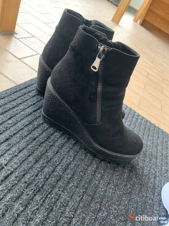 Helt nya skor