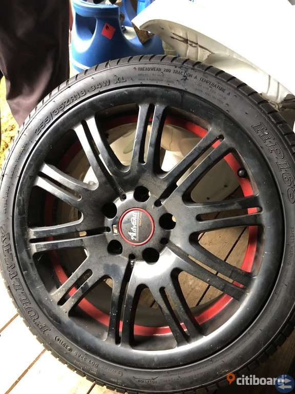 Fälgar 18 Tum till BMW 5 Serie E39