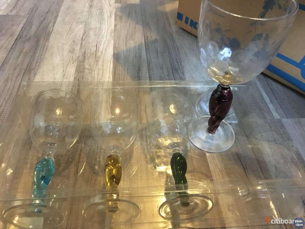 Diverse glas