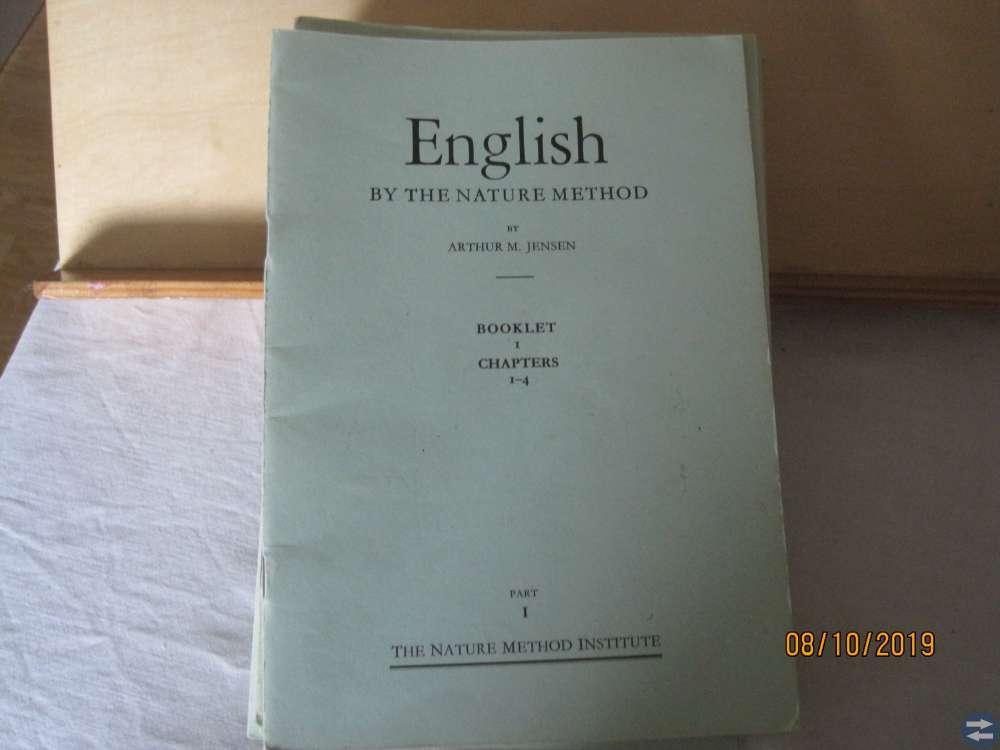 Engelska enligt Naturmetoden.