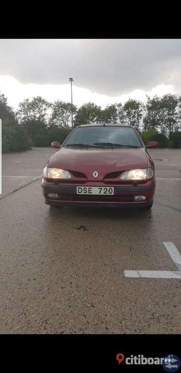 Renault Megane 1 Ägare Långmilare