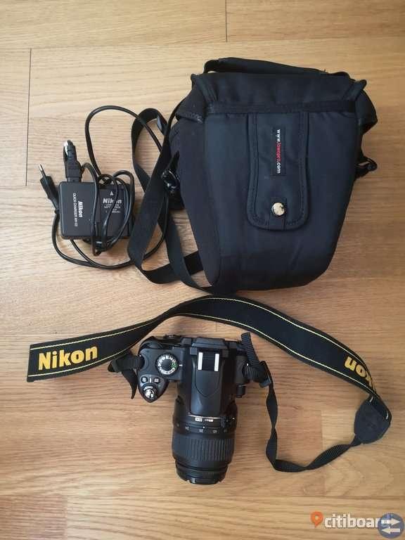 Systemkamera Nikon D40