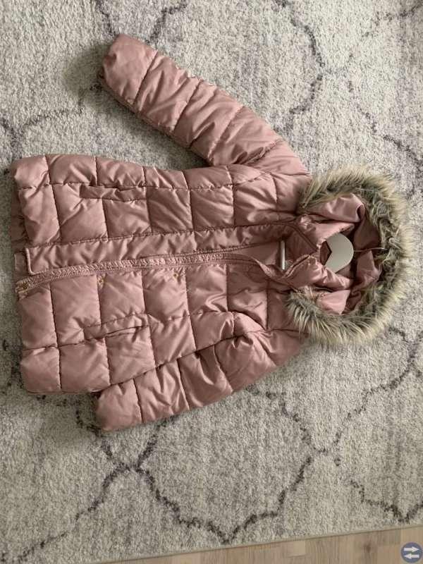 Vinterjacka och täckbyxor i fint skick