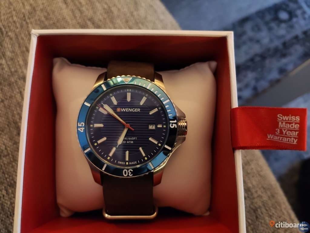 Wenger Seaforce (Swiss Made)