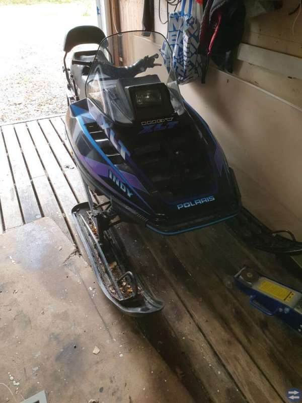 Polaris Indy xlt sks -95