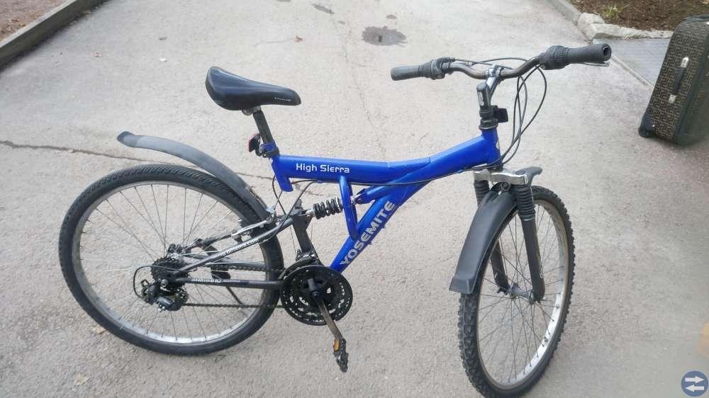 Cyskel montenbike 21-24 växel
