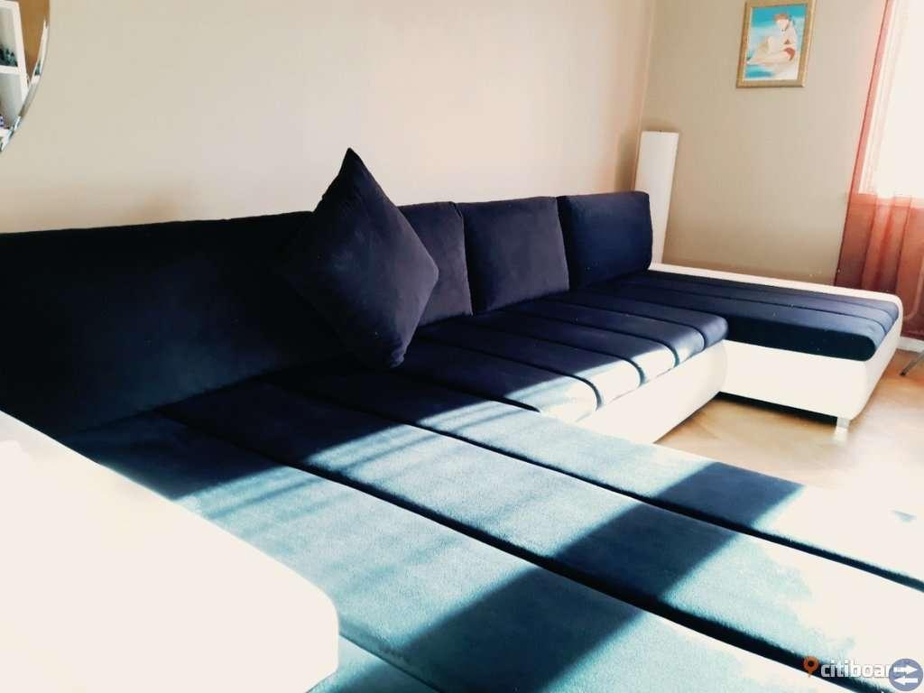 Snygg/trendig soffa till BILLIGT PRIS