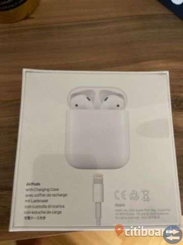 Apple earbuds äkta!