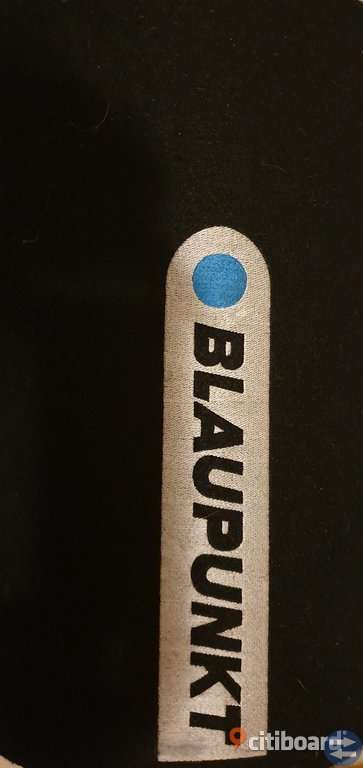 Blaupunkt baslåda/basrör säljes