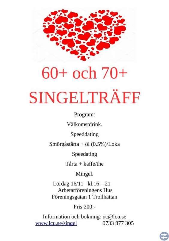 Premir i Vnersborg fr Singel i Sverige den 1-2 mars med