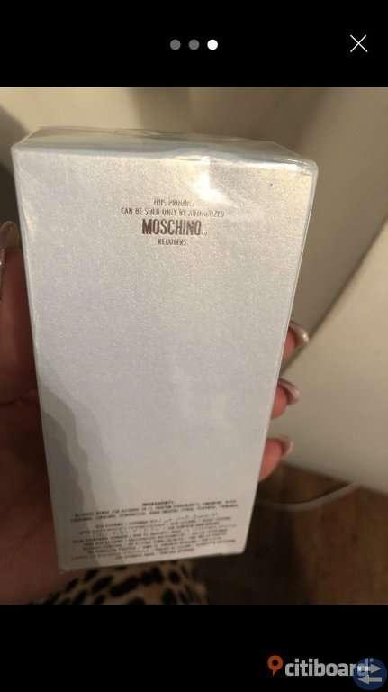 Moschino parfym Jönköpingtorget.se Annonsera gratis på