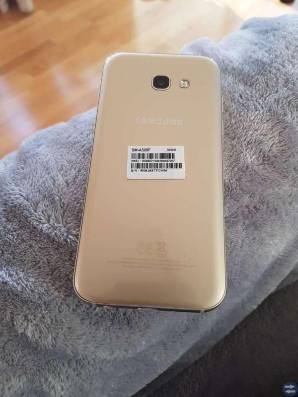 Samsung Galaxy A5 32 GB 2017 Jönköpingtorget.se Annonsera gratis på Jönköpings bästa och största köp & sälj marknad