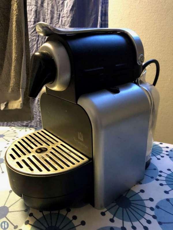 Nesspresso kaffemaskin