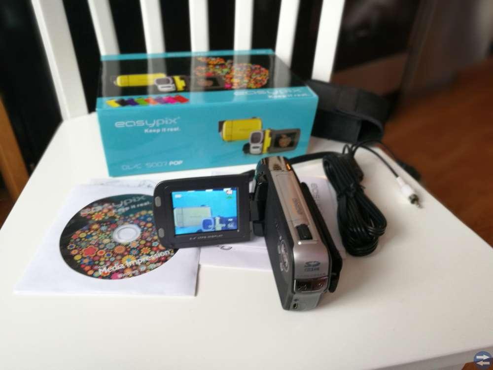 Videokamera digital