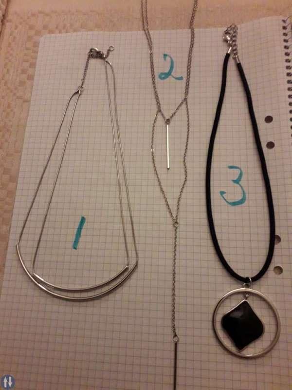 Halsband/ Armband